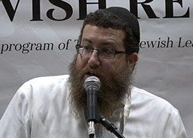 Rabbi Reuven Goldstein