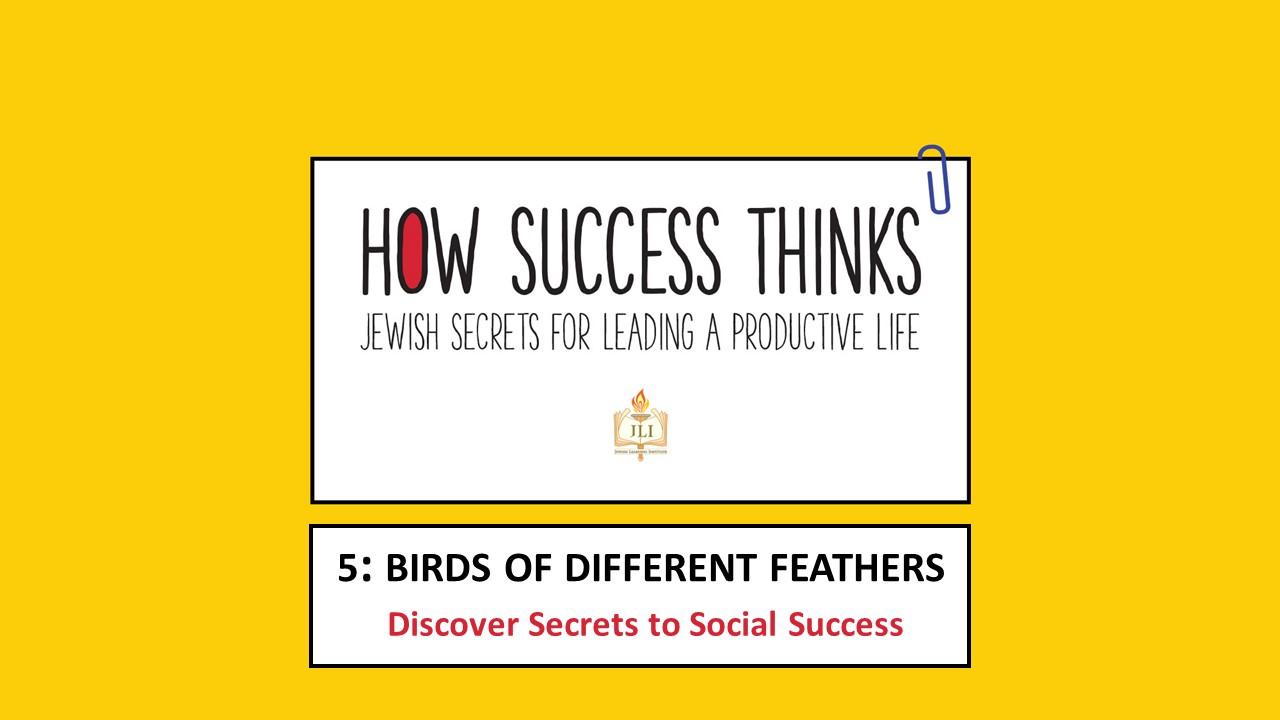 Lesson Five PowerPoint | Success