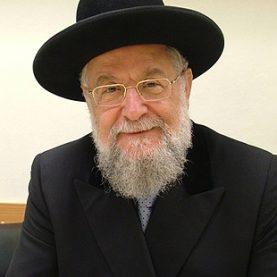 Chief Rabbi Yisrael Meir Lau