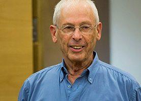 Memeber of Knesset Benny Begin