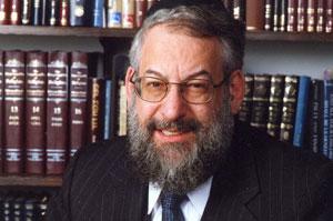 Professor Lawrence Schiffman