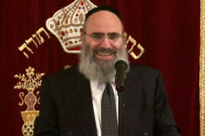 Rabbi Ben Tzion Krasnianski